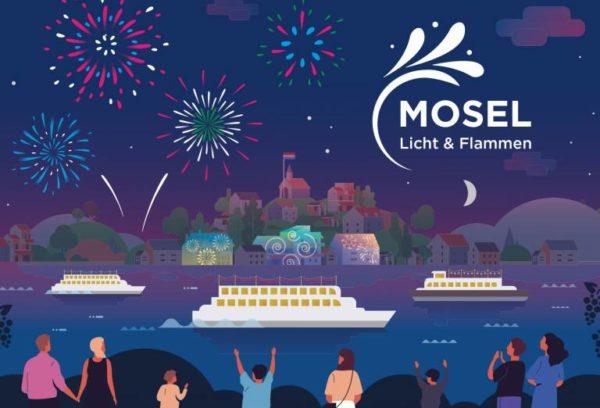 Mosel Licht und Flammen   La Moselle mise en lumière – CANCELLED