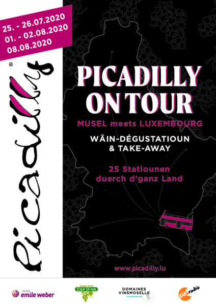 Picadilly – on tour